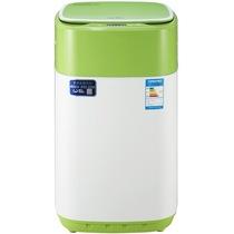 威力 XQB40-1432YJ(绿色) 4公斤 全自动波轮迷你洗衣机产品图片主图