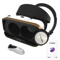 暴风魔镜 4代IOS黄金版 虚拟现实智能VR眼镜3D头盔产品图片主图