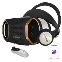 暴风魔镜 4代安卓黄金版 虚拟现实智能VR眼镜3D头盔产品图片主图