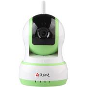 沃仕达 WSD-TG100L 云台智能网络摄像机 wifi远程监摄像头 高清夜视 家居无线摄像头ip camera