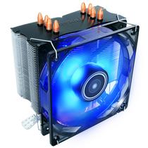 安钛克 铜虎C400 CPU散热器 (LED内发光/PWM智能温控/纯铜底座/纯铜4热管)产品图片主图