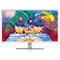 优派 VX3209-2K 32英寸ADS硬屏广视角超薄宽屏LED背光电脑液晶显示器产品图片1