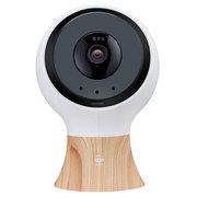 爱耳目 PTB 小转 云台智能网络摄像头 高清夜视 wifi监控安防无线摄像机 ip camera(720P)