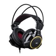 西伯利亚 V5专业电竞游戏耳机耳麦头戴式重低音电脑耳麦