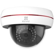 萤石 C4C高清夜视 智能无线网络摄像头 wifi远程监控摄像机 吸顶式ip camera