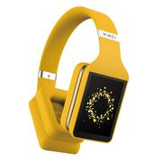 VINCI 头机 1.0 YELLOW-CN 头戴式智能耳机Hi-Fi/无线/语音对话/自动选歌