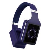 VINCI 头机 1.0 PURPLE-CN 头戴式智能耳机Hi-Fi/无线/语音对话/自动选歌
