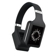 VINCI 头机 1.0 BLACK-CN 头戴式智能耳机Hi-Fi/无线/语音对话/自动选歌