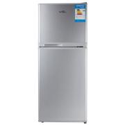 威力  BCD-118MH 拉丝银 118升 双门冰箱