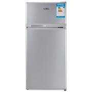 威力  BCD-108MH 拉丝银 108升 双门一级能效冰箱