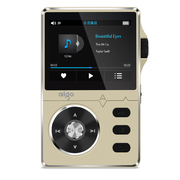 爱国者 HIFI无损音乐播放器 多媒体高音质便携式MP3-108 金色