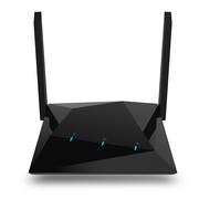 爱国者 聚路由R01 无线wifi穿墙王千兆双频AC智能路由器 黑色
