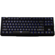 iNSIST Fortress G55 机械式游戏键盘 87键黑色(cherry樱桃茶轴)