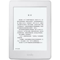 Kindle Paperwhite 全新升级版6英寸护眼非反光电子墨水触控显示屏 wifi 电子书阅读器 白色产品图片主图