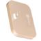 哥特斯 iPhone充电底座 充电器 手机支架 适用于苹果 iPhone se/5/5c/5s/6s/6plus Base 8 金色产品图片1