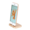 哥特斯 iPhone充电底座 充电器 手机支架 适用于苹果 iPhone se/5/5c/5s/6s/6plus Base 8 金色产品图片2