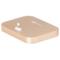 哥特斯 iPhone充电底座 充电器 手机支架 适用于苹果 iPhone se/5/5c/5s/6s/6plus Base 8 金色产品图片4