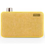 emie 画布—洛可可 黄 一键式操控 支持充电宝充电 便携迷你 无线蓝牙音箱 户外手机音箱