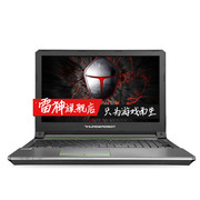 雷神 G150T旋风Ⅱ 15.6英寸笔记本电脑(i7-6700HQ 4G 500G GTX960 2G独显 DOS)银色