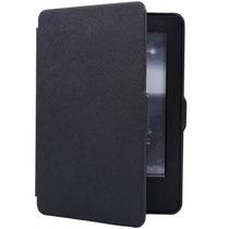 沐阳 New Kindle电子书保护套499版十字纹休眠MY-NT03黑色(附赠高清贴膜)产品图片主图