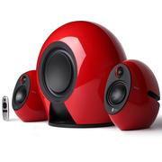 漫步者 E235 新一代电视/客厅音响 红色