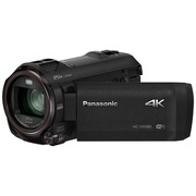 松下  HC-VX980GK-K 4K数码摄像机 黑色(1/2.3英寸BSI MOS 20倍光学变焦 5轴混合O.I.S.)