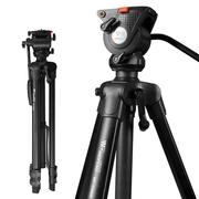 伟峰 WF-3308A 摄像机三脚架 单反相机便携脚架支架 旅游摄影三角架