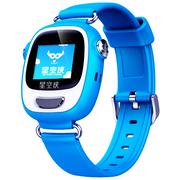 星空侠 SK02S 儿童智能手表  五重定位   新东方正版英语在线学习  智能定位通话手环手机  星空蓝