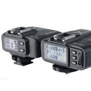 神牛 X1C TTL高速同步2.4G触发器 佳能1/8000S高速引闪器套装