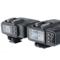 神牛 X1C TTL高速同步2.4G触发器 佳能1/8000S高速引闪器套装产品图片1