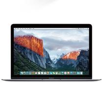 苹果 MacBook 2016版 12英寸笔记本电脑 深空灰色 256GB闪存 MLH72CH/A产品图片主图