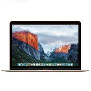苹果 MacBook 2016版 12英寸笔记本电脑 金色 256GB闪存 MLHE2CH/A