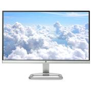 惠普 23ES 23英寸纤薄 IPS FHD防眩光 178度广可视角度 LED背光液晶显示器(黑色)