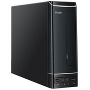 海尔 极光H2 台式主机(赛扬G1840 4G 500G DVD光驱 键鼠 Win7 )办公电脑