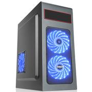 先马 工匠1号 电脑机箱(金属面板/一体成型/全包式侧板/易拉式风扇安装)
