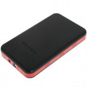 IT-CEO IT-733 USB3.0移动硬盘盒/底座 通用2.5/3.5英寸SATA/SSD固态硬盘 适用台式机笔记本硬盘 红黑