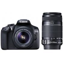 佳能 EOS 1300D(EF-S 18-55mm f/3.5-5.6 IS II&EF-S 55-250mm f/4-5.6 IS II) 单反双镜头套机产品图片主图