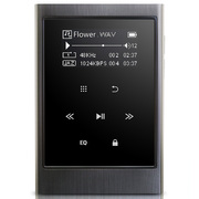 月光宝盒 爱国者华旗数码 Z1PLUS 蓝牙版金属HiFi高保真还原播放器 支持24bit 1.3英寸OLED触摸屏MP3 8G灰色