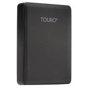 日立 日立(移动硬盘)Touro Mobile 2.5英寸 3TB 便携式移动硬盘 5400转 USB3.0【经典黑】