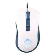 富勒 CO300S 有线游戏鼠标 白色