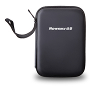 纽曼 NSM-CC10 移动硬盘便携收纳保护包  防水 防尘 防震 防摔 防划伤 放磨损 2.5英寸 黑色