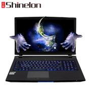 炫龙 T57 15.6英寸笔记本电脑(i7-6700K 16G 1T+256G SSD K4100M Win10)黑色