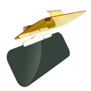 天宇 司机护目镜 汽车眼镜日夜两用防眩镜 防远光灯夜视镜遮阳板