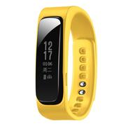 天诺思 x2+ 智能手环手表 运动手环 计步器 蓝牙手环手表 柠檬黄