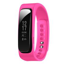 天诺思 x2+ 智能手环手表 运动手环 计步器 蓝牙手环手表 魅力粉产品图片主图