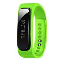 天诺思 x2+ 智能手环手表 运动手环 计步器 蓝牙手环手表 青春绿产品图片主图