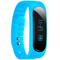 天诺思 E02 智能蓝牙手环运动手环计步器 健康监测 蓝色产品图片主图