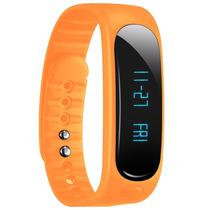 天诺思 E02 智能蓝牙手环运动手环计步器 健康监测 橙色产品图片主图