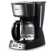 东菱 DL-KF400 黑色滴漏式咖啡机 智能保温2小时