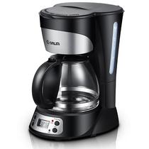 东菱 DL-KF300 750ml大容量 黑色滴漏式咖啡机产品图片主图